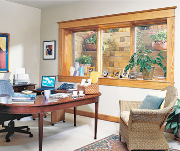 adding or enlarging basement windows and adding exterior doors are