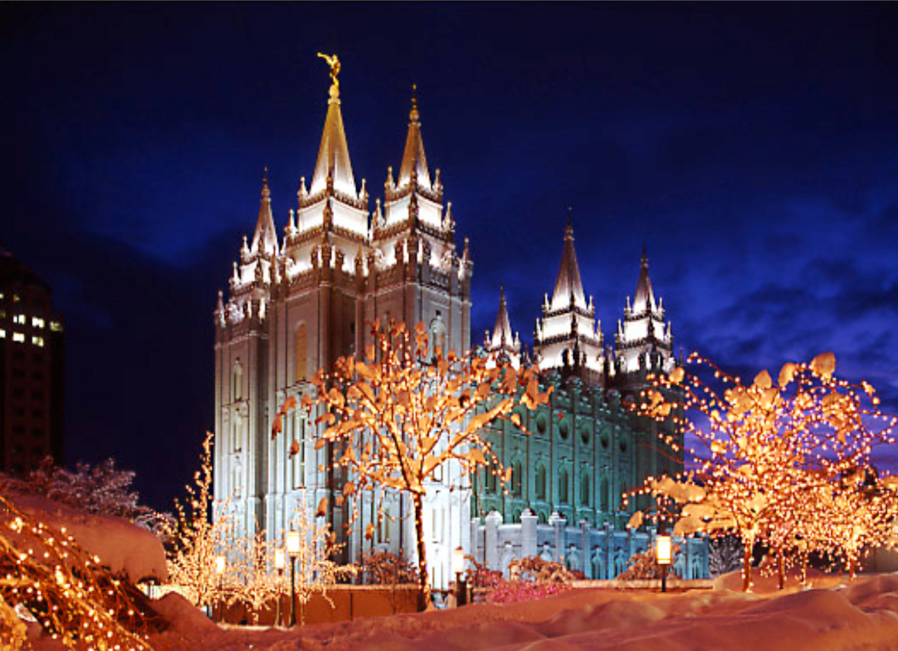 Mormon Museum In Salt Lake City
